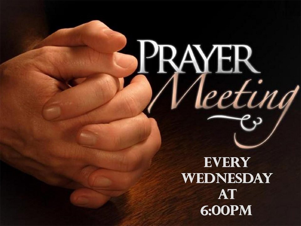 Prayer Meeting Open Door Baptist Church